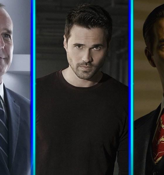 James D'Arcy quiere dirigir una película de Marvel