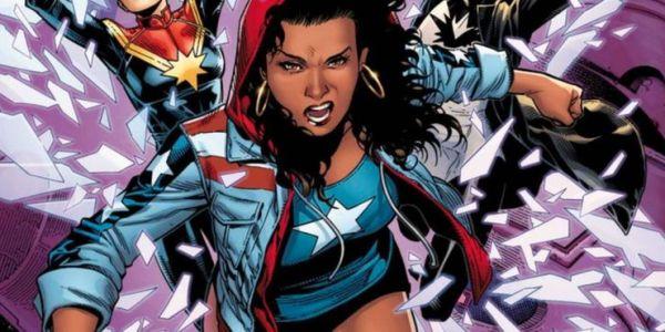 Miss America en Doctor Strange 2