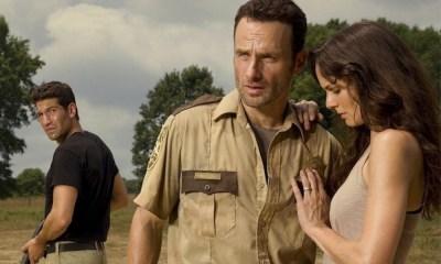 Audiciones de Jon Bernthal y Andrew Lincoln para 'The Walking Dead'