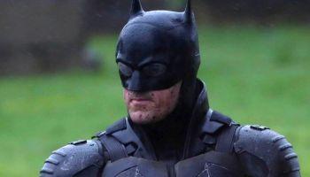 Batman de Robert Pattinson en 'Teen Titans GO'