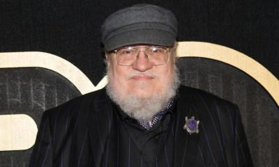 George R.R. Martin habló de 'The Winds of Winter'