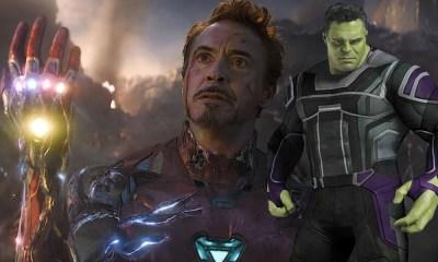 Hulk sí aparece durante el deceso de Iron Man