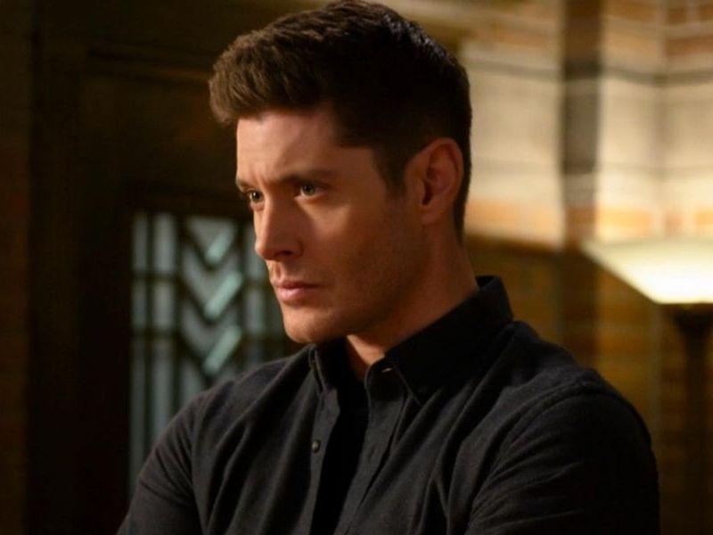 Jensen Ackles cómo Soldier Boy