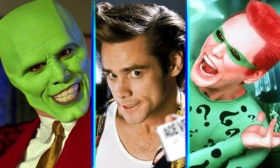 Jim Carrey volvería a The Mask