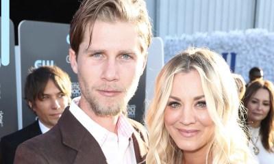Kaley Cuoco se alejará de su esposo para grabar en HBO
