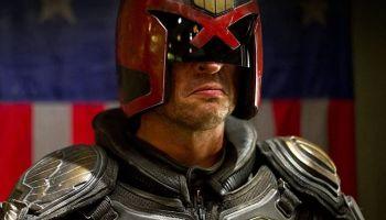 Karl Urban habla sobre la serie de Judge Dredd