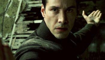 Keanu Reeves reaccionó al significado de Matrix