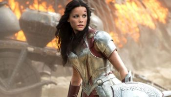 Lady Sif en Thor Love and Thunder