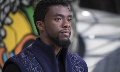 Marvel Studios recordó a Chadwick Boseman