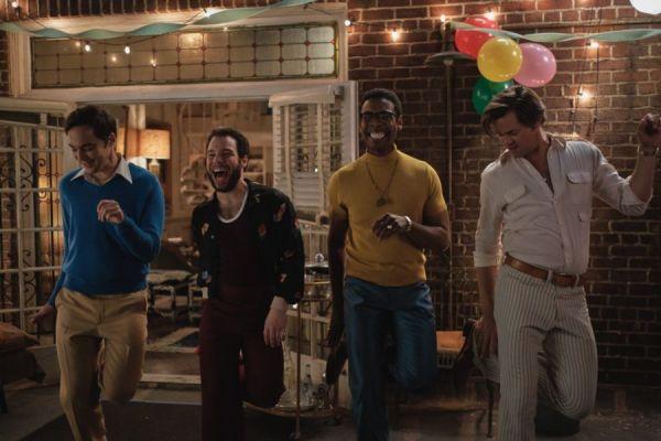 ¡Con Jim Parsons y Matt Bomer! Publican las primeras imágenes de 'The Boys in the Band' de Netflix netflix-tbitb-02-600x400