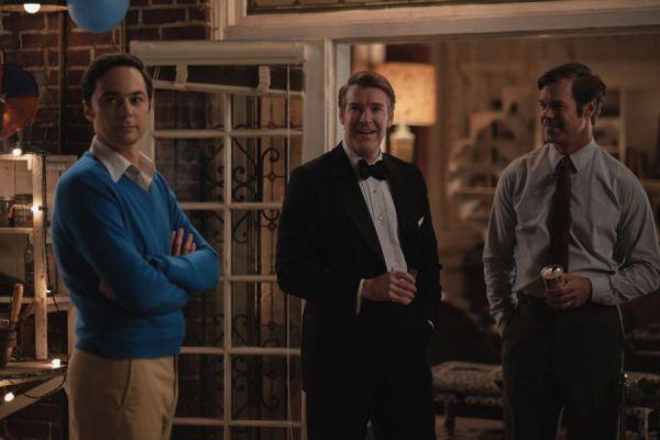 ¡Con Jim Parsons y Matt Bomer! Publican las primeras imágenes de 'The Boys in the Band' de Netflix netflix-tbitb-03-600x400
