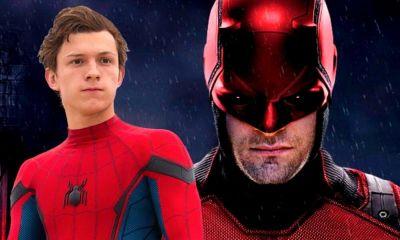 Póster de Spider-Man 3 con Daredevil