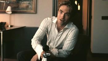 Robert Pattinson ocultó su audición de Batman a Christopher Nolan