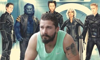 Shia Labeouf sí estaría en el reboot de 'X-Men'