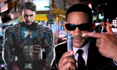 The First Avenger hizo referencia a Men In Black