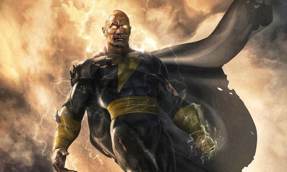 The Rock quiere que Black Adam y Superman se enfrenten