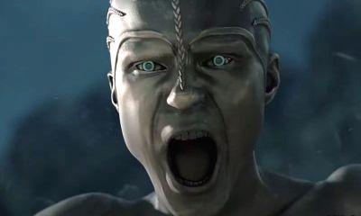 trailer de 'Raised By Wolves' de Ridley Scott