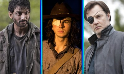 Todas las muertes importantes en The Walking Dead