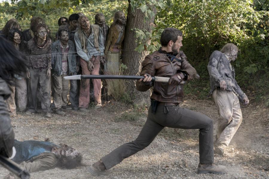 ¡Sólo miembros de CRM! Revelan nuevas imágenes de 'The Walking Dead: World Beyond' twdwb_100_mp_0925_0463_rt