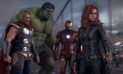 último trailer de Marvel's Avengers
