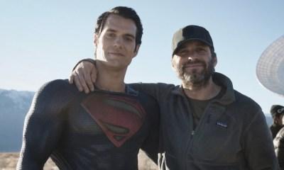 Zack Snyder decidió eliminar a Superman con barba