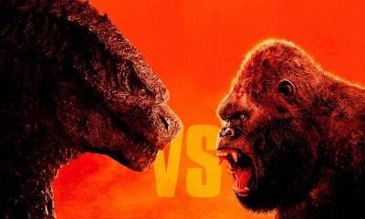 nuevo logo de Godzilla vs Kong