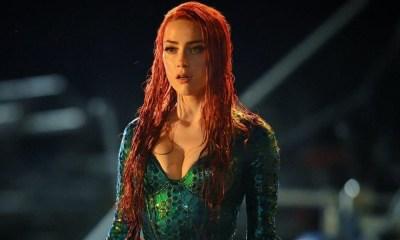 Amber Heard quiere regresar para 'Aquaman 2'