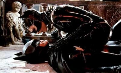 Batman Returns se burló de una escena de la película previa
