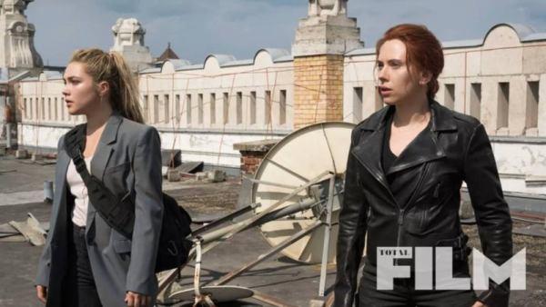 nuevas fotos de Black Widow