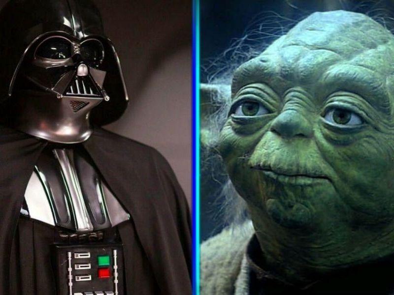 explicación de los títulos Jedi y Sith