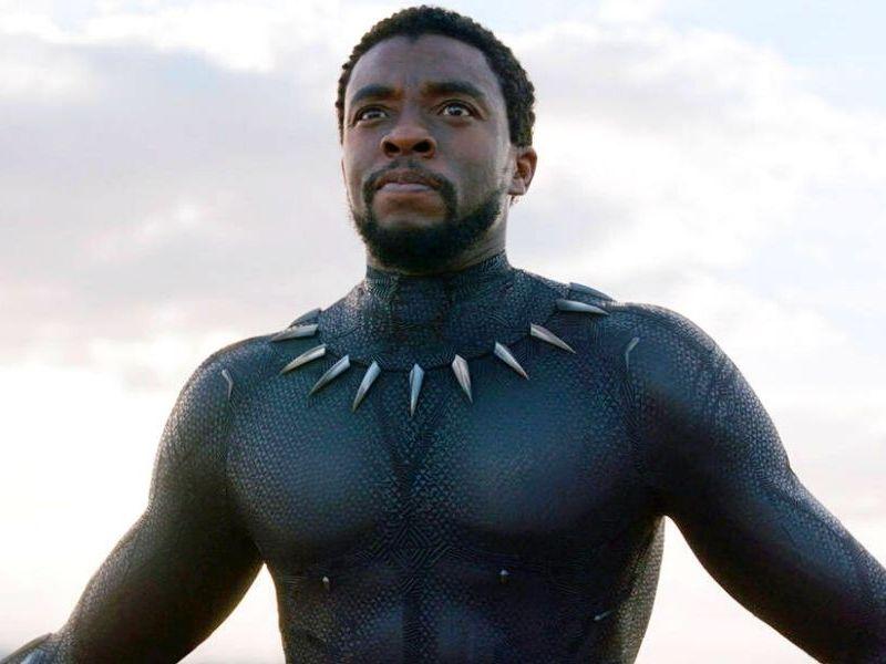 fans homenajearon a Chadwick Boseman en 'Fortnite'