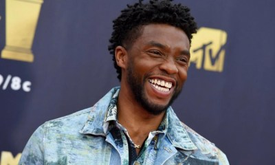 fotos de Chadwick Boseman en Ma Raineys Black Bottom