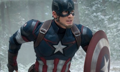 John Krasinski será el Captain America de Hydra