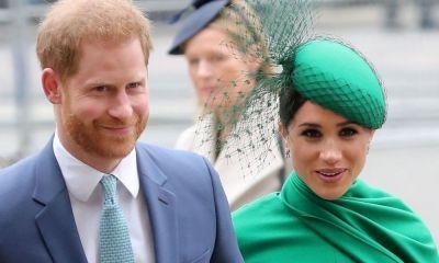 Meghan Markle y el príncipe Harry firman con Netflix