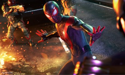 Nuevas imágenes de 'Marvel's Spider-Man Miles Morales'