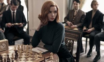 Nuevo trailer de The Queen's Gambit