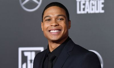 participación de Ray Fisher en Flash