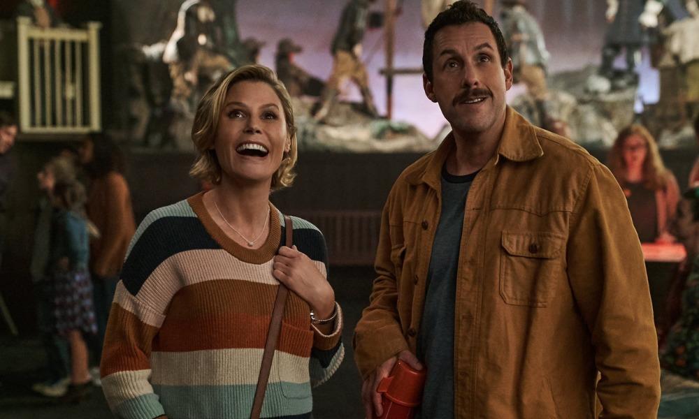 Netflix publica las primeras imágenes de 'Hubie Halloween', la nueva película de Adam Sandler