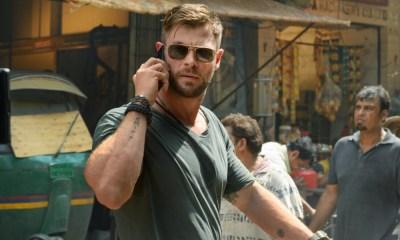 Rudhraksh Jaiswal agradeció a Chris Hemsworth