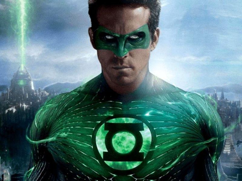 Ryan Reynolds en 'Justice League'