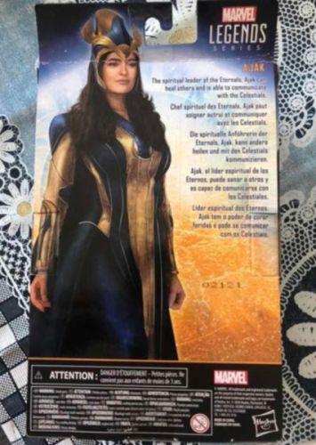 ¿Por error? Filtran primer vistazo de Salma Hayek como Ajak para 'Eternals' salma-hayek-como-ajak-para-eternals-1-355x500
