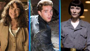 Shia LaBeouf quiere participar en 'Indiana Jones 5'