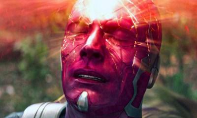 Shuri salvó a Vision