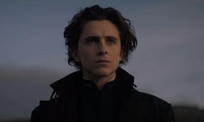 spot tv de 'Dune' con Timothée Chalamet