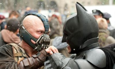 The Dark Knight Rise pudo tener clasificación especial