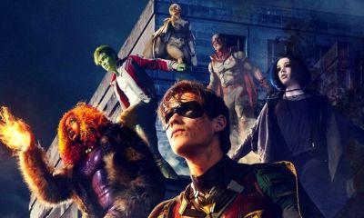 'Titans 3' presentará más personajes de Batman