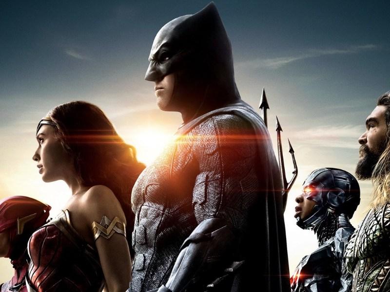 Nuevo título de 'Zack Snyder's Justice League'