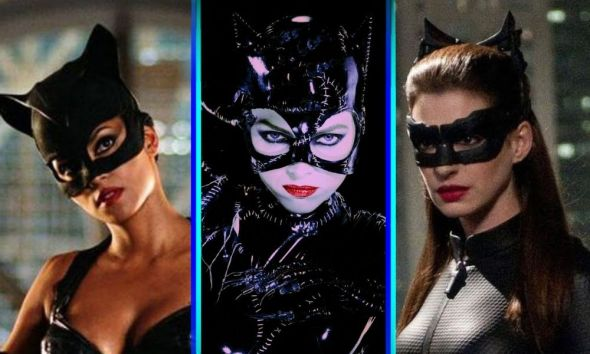 Anne Hathaway apoya a Zoe Kravitz como Catwoman