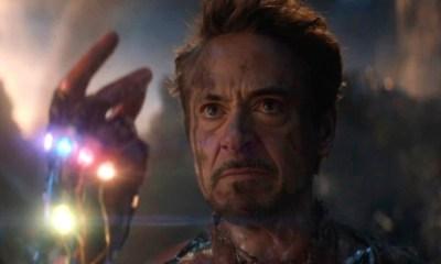 cómo Iron Man tomó las gemas