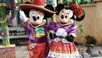 Disney lanza la Minnie Catrina